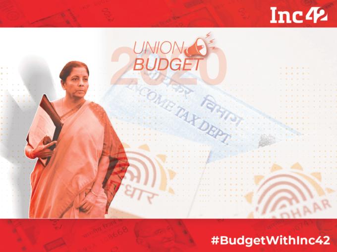 Union Budget 2020: Aadhaar-Based Tax Verification To Ease Compliance