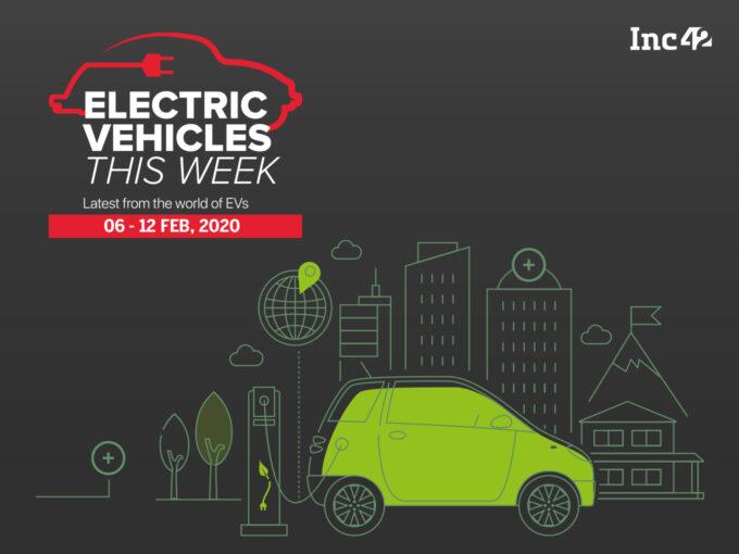 Electric Vehicles This Week: Coronavirus Impact; Auto Expo 2020 & More