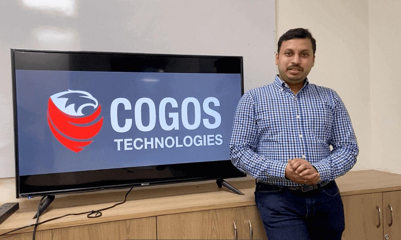 COGOS founder