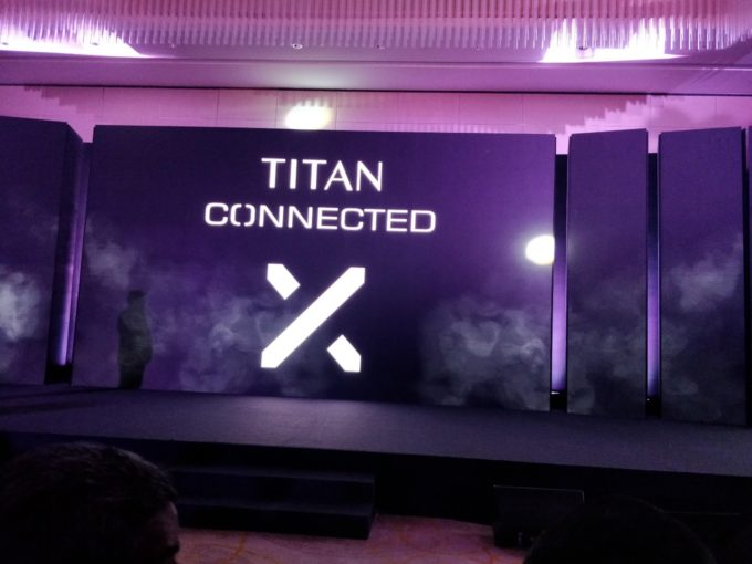 Titan Connected X : Titan Gears Up For The Genext Competition In Wearables