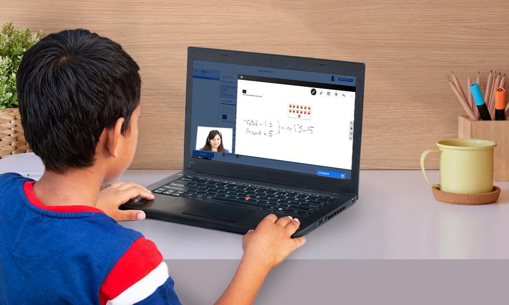 Cuemath Live Online Classes