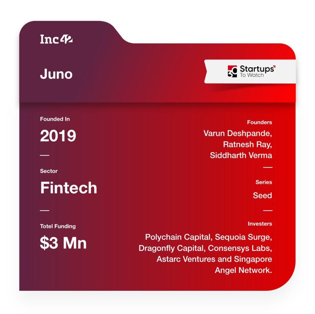 Juno fintech startup