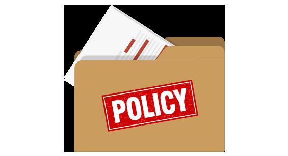 Startup Policy Rundown