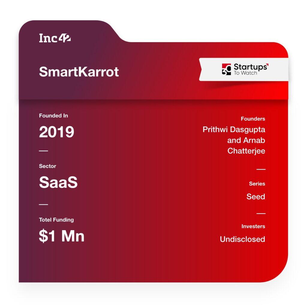 SmartKarrot saas