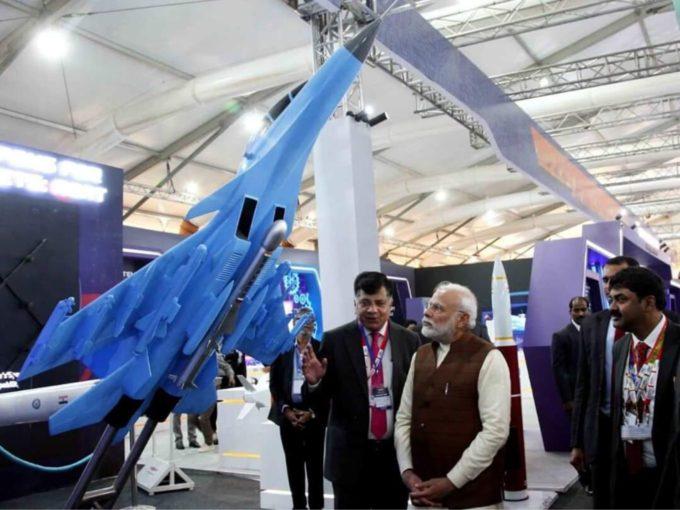 IIT-Madras Unveils Cutting-Edge Missiles, Drones At DefExpo 2020