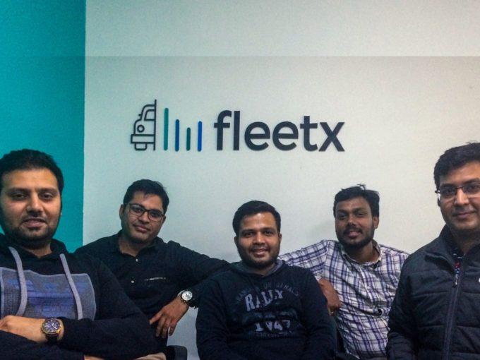 Logistics Startup Fleetx.io Raises $2.8 Mn In Series A To Target Large Fleet Operators