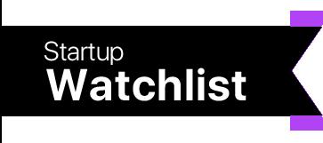 Startup Watchlist 2021