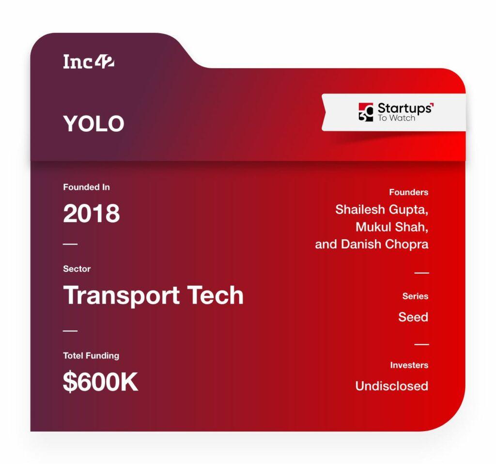 yolo transport startup