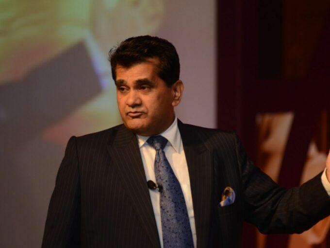 Niti Aayog Reiterates Need For Economic Framework For Data Pooling
