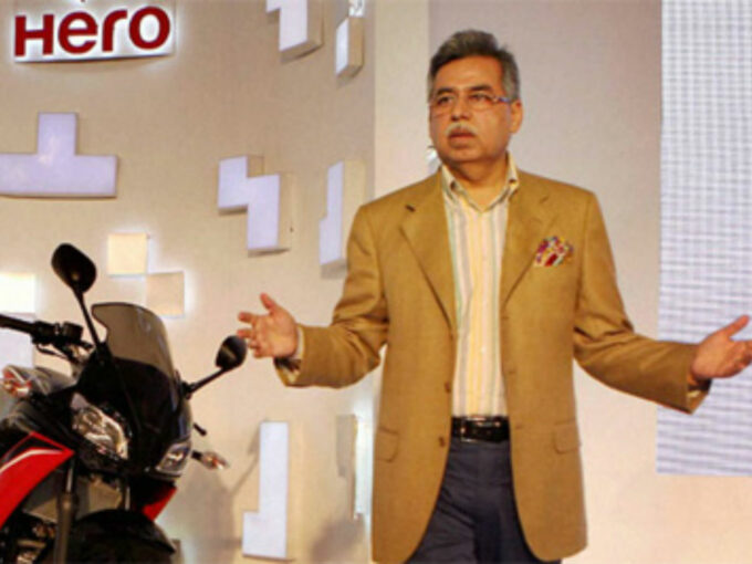 Hero MD Pawan Munjal Commits $1.4 Bn Towards Alternative Mobility Solutions