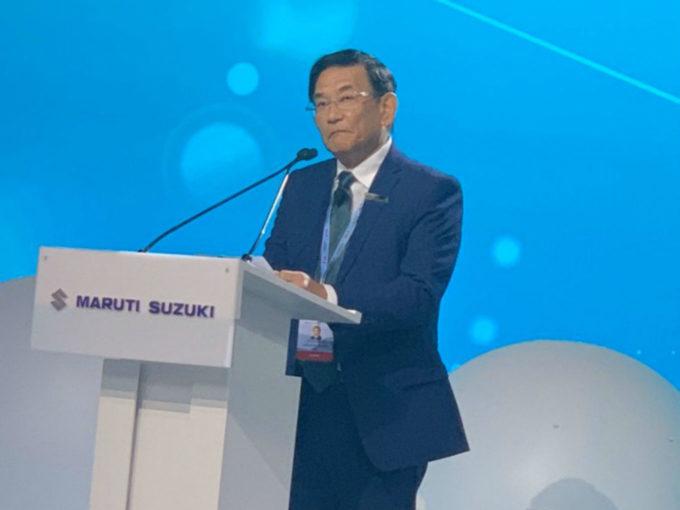 Next 1 Mn Green Vehicles To Include Electric Vehicles, Smart Hybrids: Maruti Suzuki