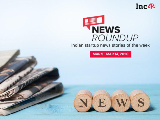startup news this week