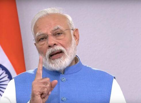 PM Modi Sets Up Economic Task Force Amid Coronavirus Outbreak