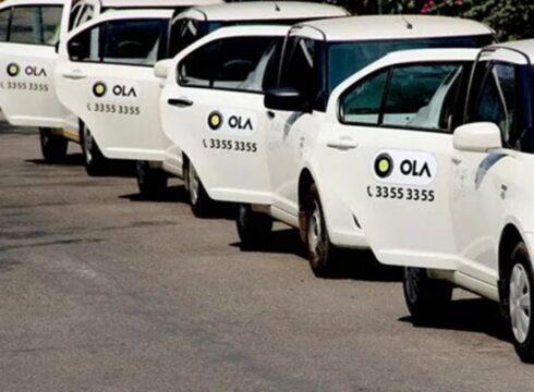 #StartupsVsCovid19: Ola Offers 500 Cabs To Karnataka Govt