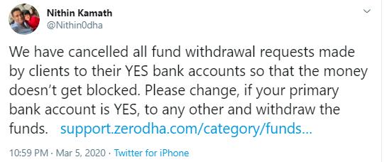 RBI Moratorium On Yes Bank Jolts Fintech Industry