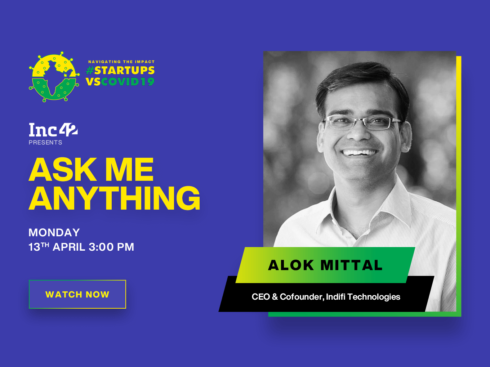 AMA With Alok Mittal