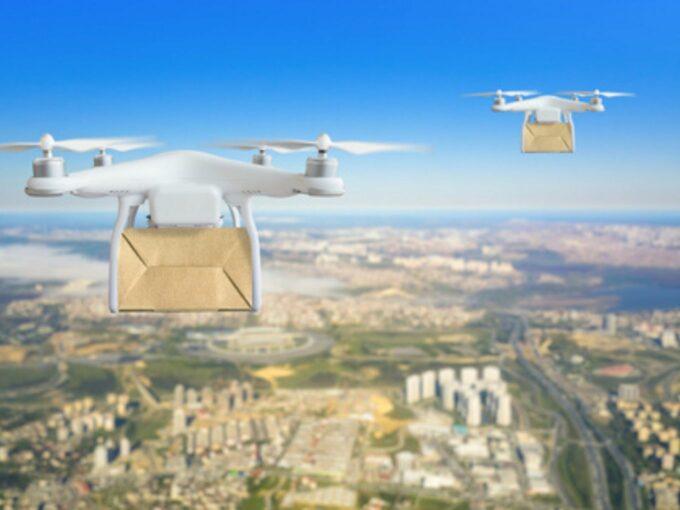 Police Arrest Two For Delivering Pan Masala Via Drones In Gujarat
