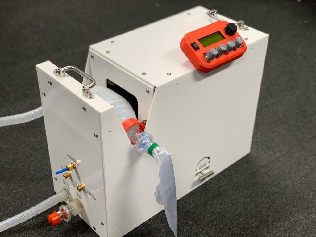 T Works ventiltator