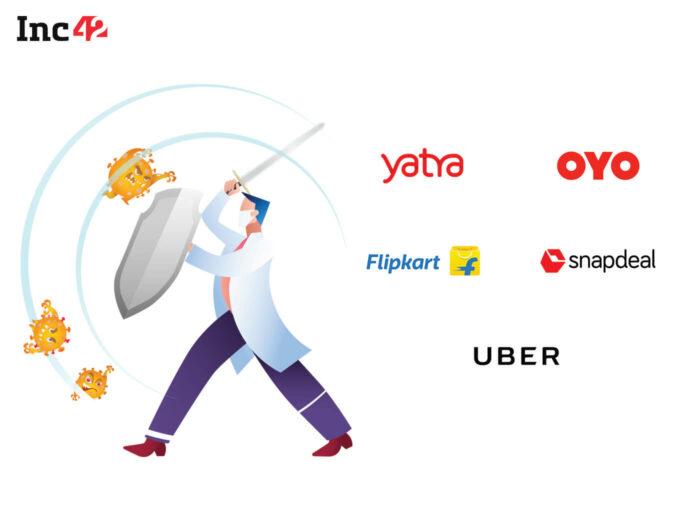 #StartupsVsCovid19: Uber, BigBasket Fight Grocery Woes; Govt Battles Fake News On Lockdown Day 9