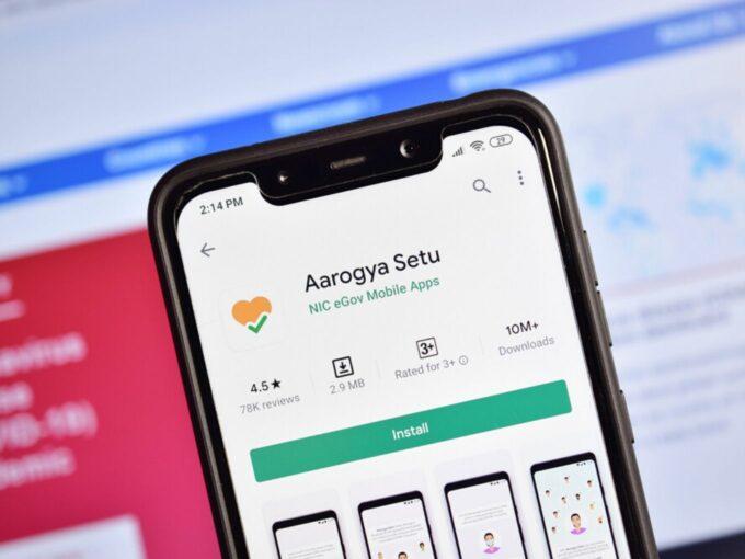 Govt Sets Up New Committee To Revamp Aarogya Setu App
