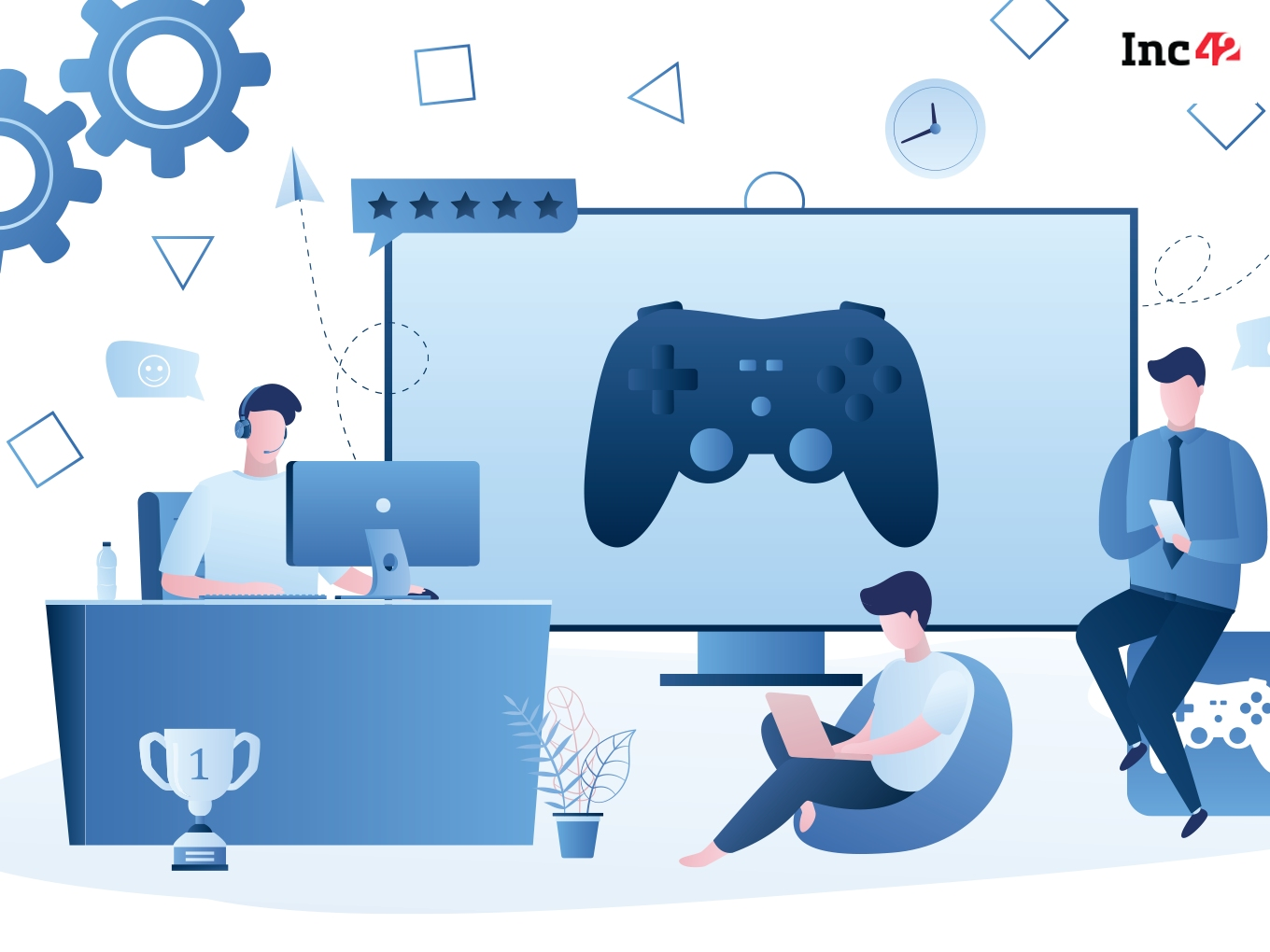 Will The Great Lockdown Unlock Monetisation For India's Gaming Startups?