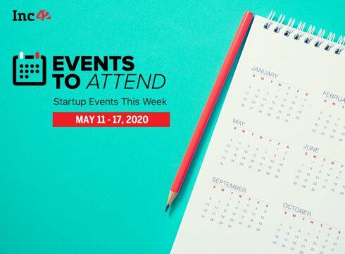 Startup Events This Week: Inc42 AMA With Zoho's Vembu, NITI Aayog's Webinar, More