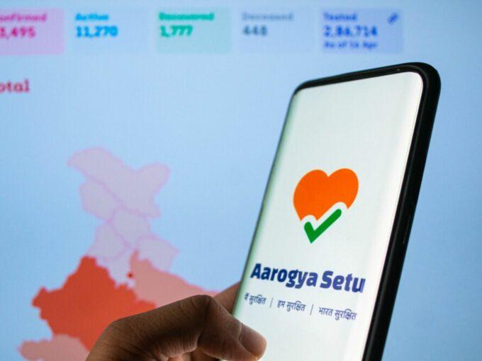Govt Rolls Out Data Sharing Guidelines For Aarogya Setu