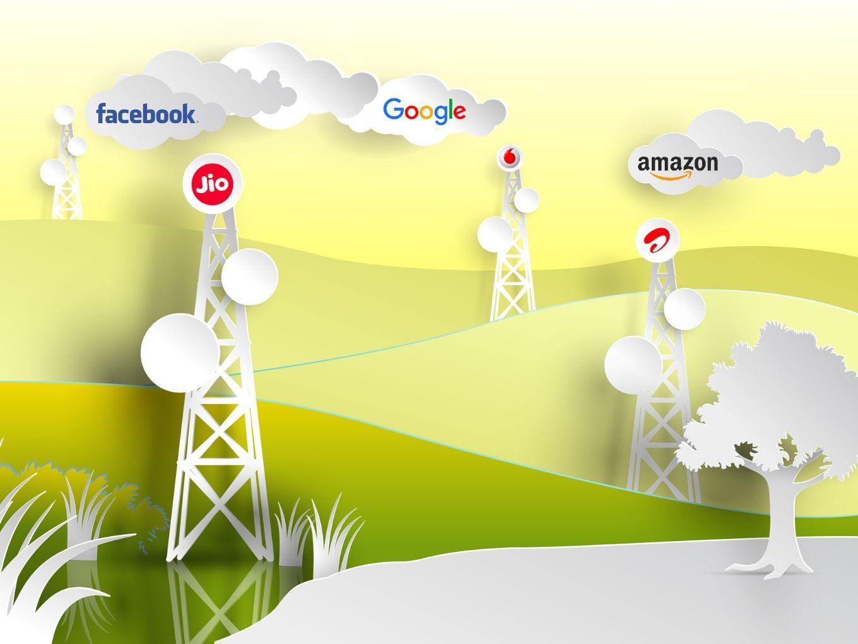 The Outline: Big Tech X Indian Telecom