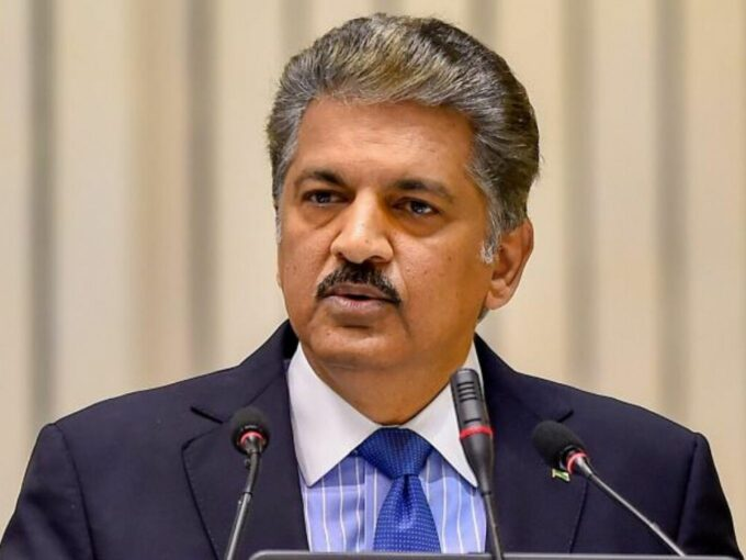 Startup Mindset Will Overcome Covid's Economic Impact: Anand Mahindra