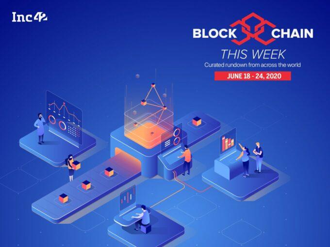 Blockchain This Week: TRAI Pushes for Blockchain; Telangana Partners With Tech Mahindra & More