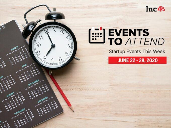 Startup Events This Week: Blockchain & Entrepreneurship Webinar, More