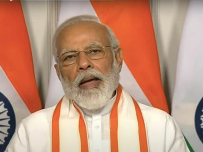 PM Modi Urges Investors To Bet On Spacetech, Atomic Startups