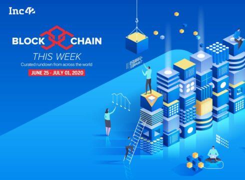 Blockchain This Week: Hyderabad-based Blockchain Startup ChitMonks Raises $650K From Unicorn India Ventures & More