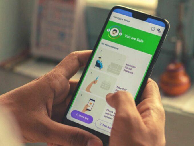 Aarogya Setu Reaches 7th Spot As The Most Downloaded App In Q2 2020