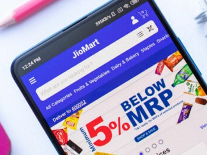 After Sunday Launch, JioMart App Breaches 1 Lakh Downloads Mark