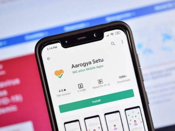 Aarogya Setu App Now Lets Users Delete Data, Share Health Status