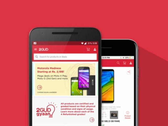 Flipkart Tests Refurbished Goods Platform 2Gud For Social Commerce Play