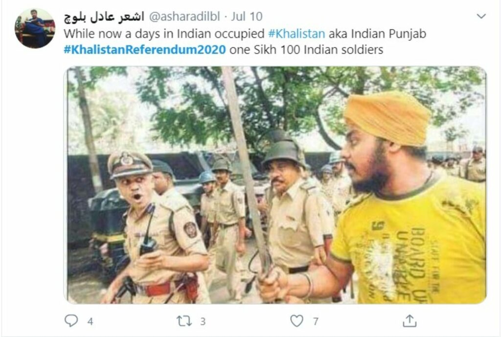 Bombay High Court Issues Legal Notice To Twitter Over Pro-Khalistan Tweets