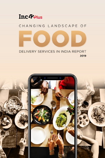 Factors Driving India's Food Delivery Market