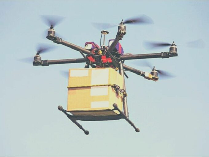 ShopX, Omnipresent To Start Drone Delivery Trails From September 1