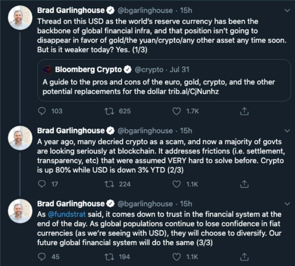 Cryptocurrency Minggu Ini: India Dapat Memblokir Mata Uang Virtual & Lainnya