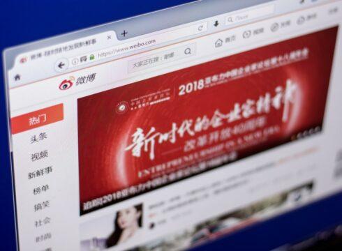 India Blocks China's Weibo & Baidu Search In Fresh Salvo