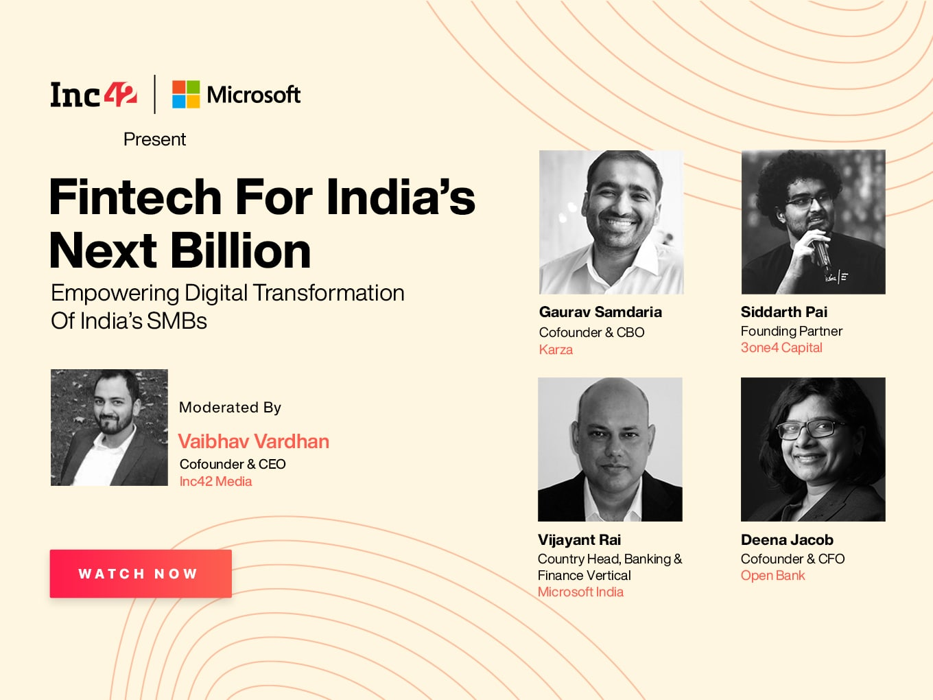 The Dialogue | Fintech Empowering Digital Transformation Of India's SMBs