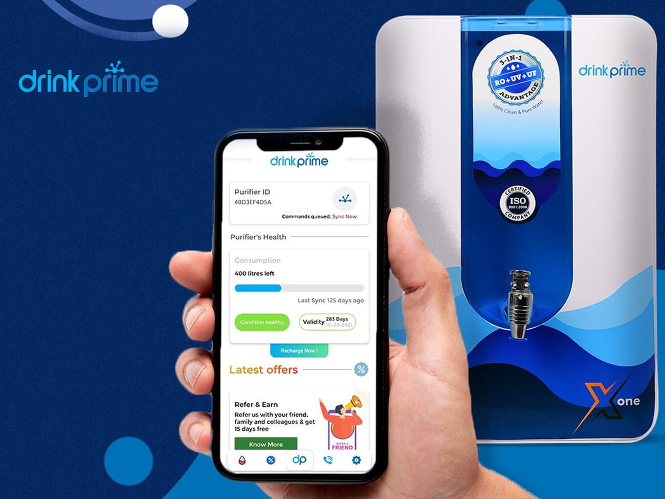 How DrinkPrime Is Looking To Map India's Water Quality With Its IoT-Powered Purifiers
