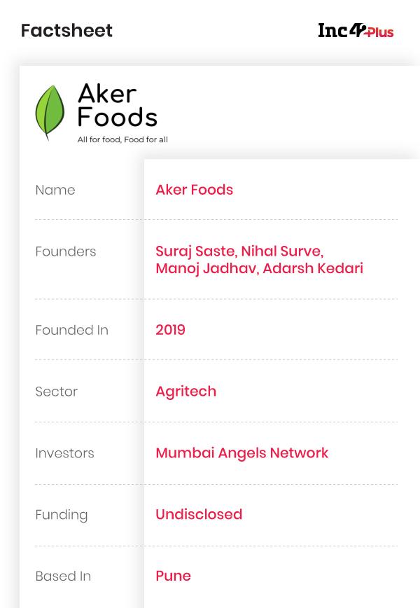 Aker Foods