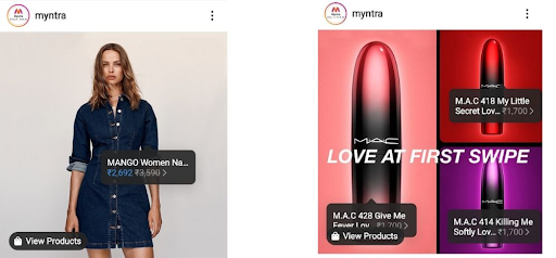 Mynrta Shopping