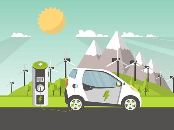 Govt Invites Proposals For Setting Up EV Charging Stations