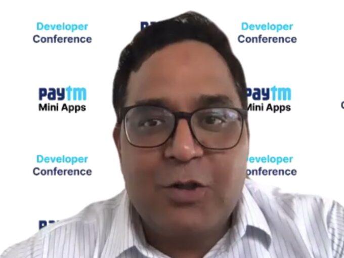 Vijay Shekhar Sharma On Launching Google Spot Competitor, INR 10 Cr Fund For App Developers & More