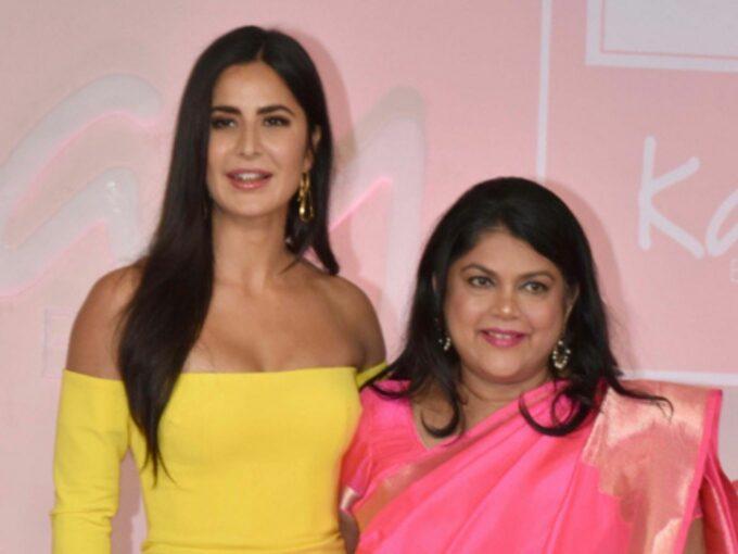 Katrina Kaif Bets On Beauty Marketplace Nykaa