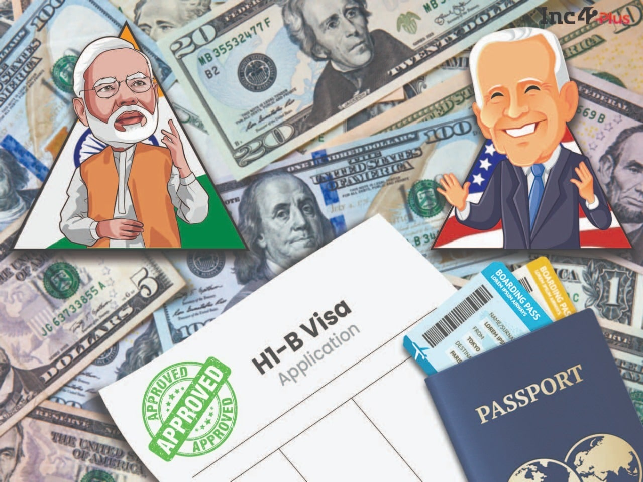 [The Outline By Inc42 Plus] Biden Win & The Indian Tech Story